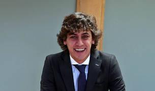 El pamplonés Mikel Beroiz Rosino, de 37 años, preside en 2018 la confederación europea de asociaciones de jóvenes empresarios.
