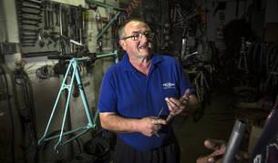 Fallece Xabigo, referente del ciclismo en Navarra