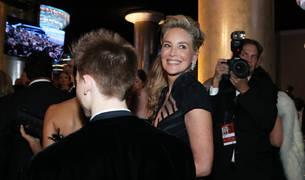 Sharon Stone vuelve a la televisión tras su aneurisma cerebral