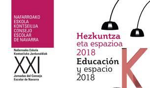 Jornadas 'Educación y espacio'