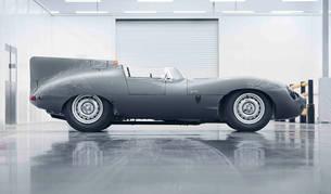Imagen del renacido Jaguar D-Type.