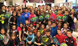 Foto de grupo de los ganadores.