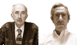 Francisco Galán y Javier Sainz de los Terreros.