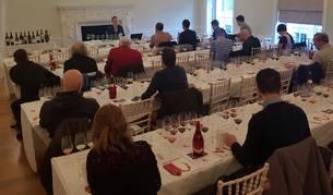 foto de Presentación de los vinos navarros en Reino Unido.