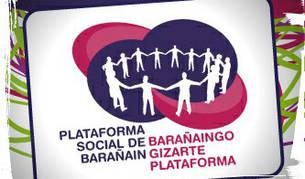 La Plataforma Social celebra la cesión de un local para la distribución de alimentos