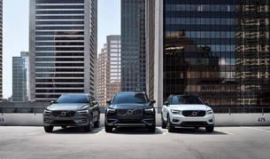 TRIDENTE SUV. El XC60, el XC90 y el pequeño XC40 completan la familia SUV de Volvo. Aunque la mirada de los tres es similar, el XC40 se permite detalles más atrevidos y juveniles.