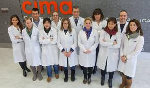 Investigadores del Programa de Enfermedades Cardiovasculares del CIMA de la Universidad de Navarra.