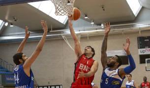 El Basket Navarra recibe al líder que busca el ascenso