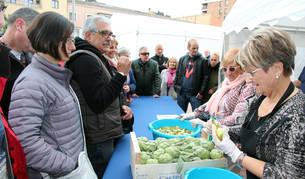Las Jornadas de la Verdura de Tudela, declaradas Fiesta de Interés Turístico Regional