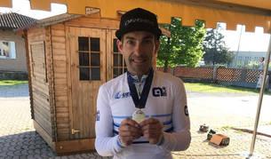 Cía, campeón de Europa de maratón