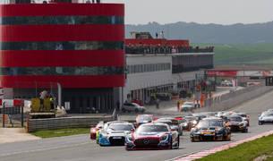 Un momento de las pruebas celebradas en e circuito este pasado fin de semana.