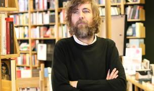 Daniel Rosino, propietario de la librería Walden.