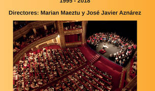 Cartel anunciador del concierto solidario.