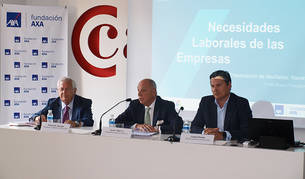 foto Presentación del estudio en la Cámara Navarra.
