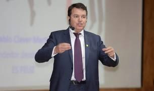 Pablo Claver, autor de