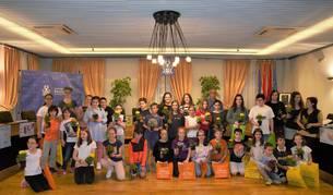 Premiados los mejores trabajos del certamen literario juvenil en euskera