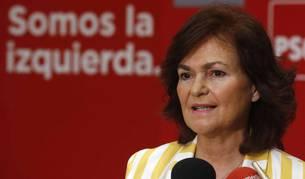 Fotografía de archivo (26/05/2018), de la exministra de Cultura y secretaria de Igualdad del PSOE