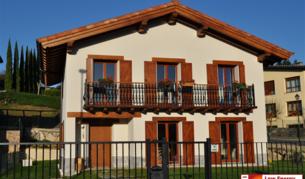 Casa Plazaola, en Lekunberri