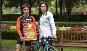 Campaña de las farmacias de Navarra para la protección del sol, sobre todo en deportistas