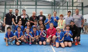 Fotos de los ganadores de la competición.
