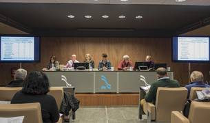 Marcha atrás con la ordenanza del euskera en la Mancomunidad