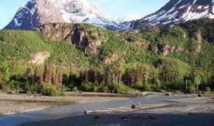 Eagle River, la zona de los hechos