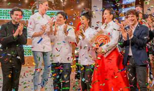 Marta gana la sexta edición de MasterChef con un menú mediterráneo