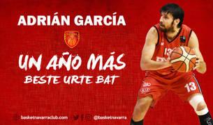 Adrián García.