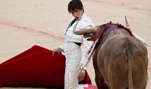Andrés Roca Rey, triunfador de la Feria de San Fermín