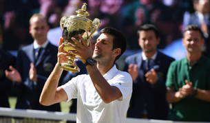 Djokovic besa su 4º Wimbledon
