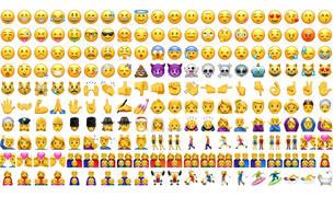 200 emojis.