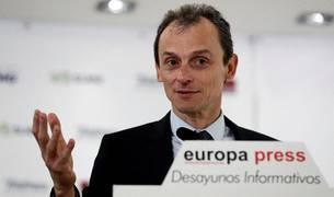 """Pedro Duque afirma que la inversión de las empresas en I+D+i es """"bastante mediocre"""""""