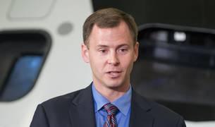 Nick Hague, astronauta de la NASA.