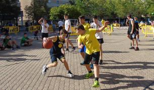 Saski Lagunak organiza su noveno campus de verano de baloncesto