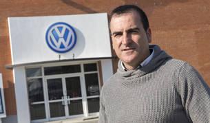 Alfredo Morales, presidente del Comité de Empresa de Volkswagen Navarra.