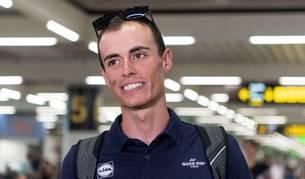 Enric Mas, tras quedar 2º en La Vuelta