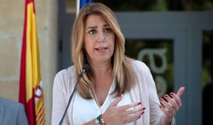 Susana Díaz anunciará este lunes el adelanto de elecciones al 2 de diciembre