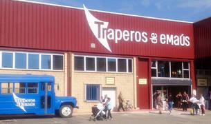 foto de Nuevas instalaciones de Traperos de Emaús en Berriozar.