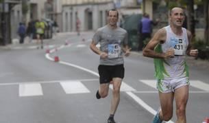Galería de imágenes de la media maratón Zubiri-Pamplona