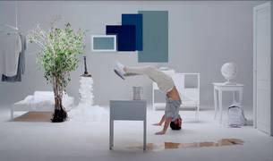 Fotograma de Strophe (Aimée Duchamp, España), que se proyectará dentro de la selección oficial. Es un monólogo poético acerca de la rutina y el automatismo de nuestro destino.