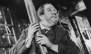 Charles Laughton, en 'El déspota', que se proyecta en la Filmoteca de Navarra.