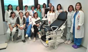 foto de Equipo de Ginecología del Área de Salud de Tudela.