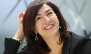 La presidenta del Consejo Superior de Deportes (CSD), María José Rienda.