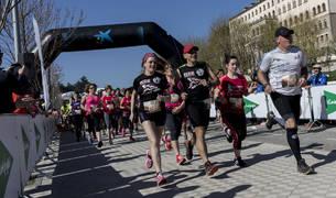 La 'III Carreras de las mujeres que corren' se celebrará en Pamplona.