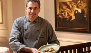 """""""En el restaurante servimos la receta de mi abuela Crucita pero adaptada a estos tiempo"""", explica Javier Díaz desde el Alhambra."""