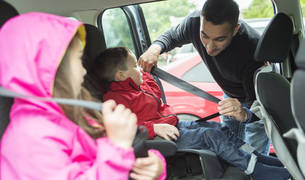 seguro coche niños