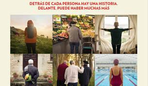 Salud edita el calendario 'Mayores en positivo', una estrategia de envejecimiento activo