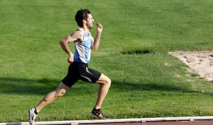 Nuevo récord navarro para Ayrton Azcue