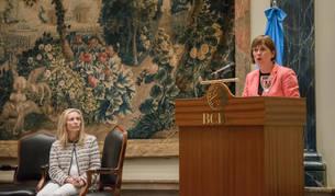 Navarra presenta en Argentina su apuesta por las renovables y el desarrollo sostenible