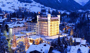 foto de Una perspectiva del Gstaad Palace. Little Guest Hotels Collection
